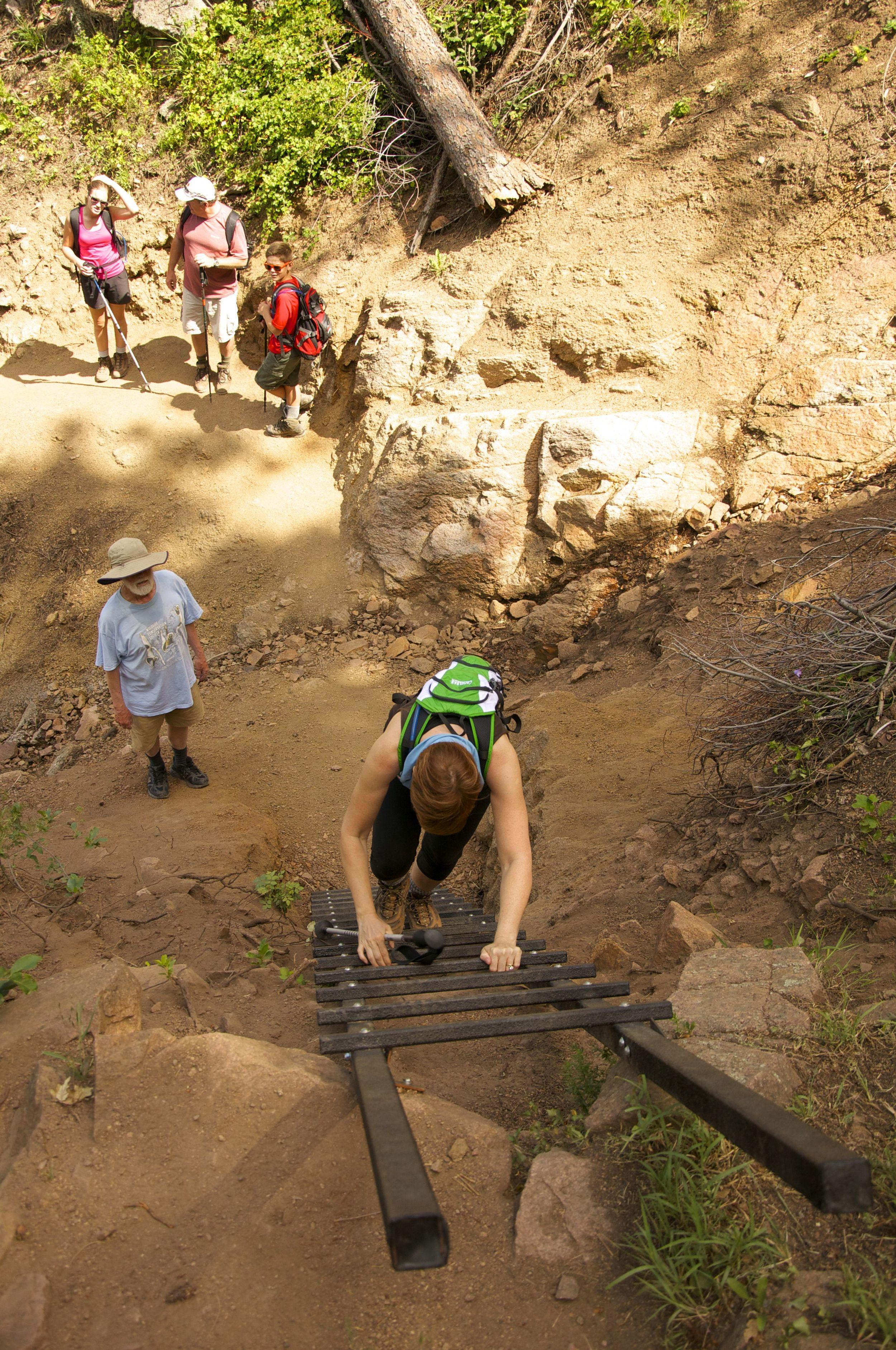 Green Mountain Hike via Saddle Rock Trail
