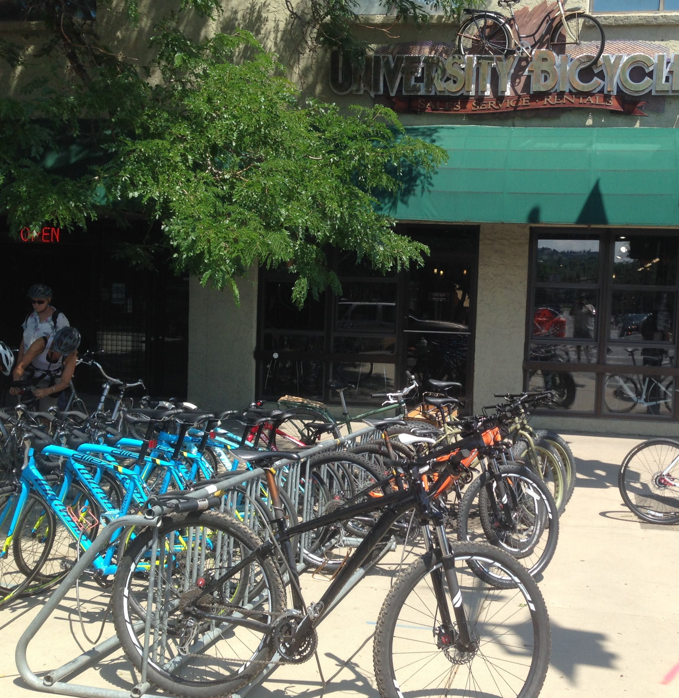 University Bicycles