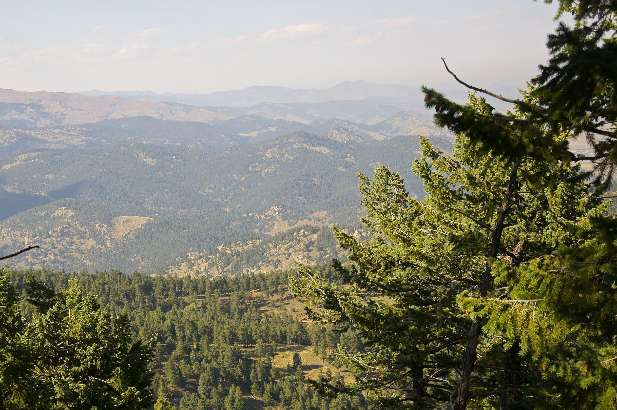 Green Mountain West Ridge Boulder
