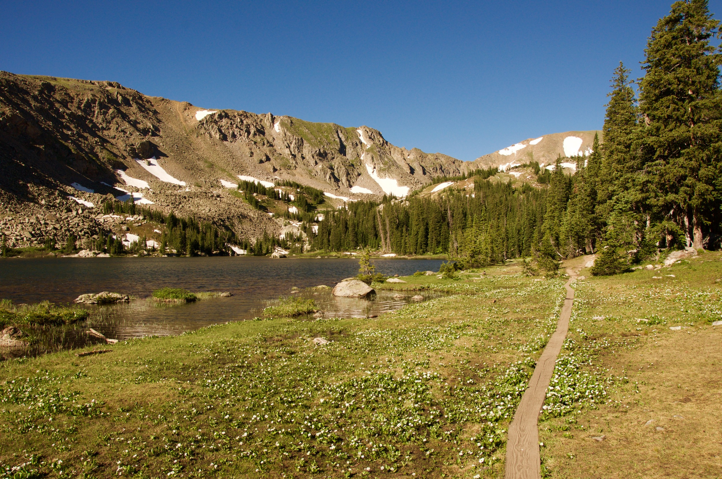 Diamond Lake Trail