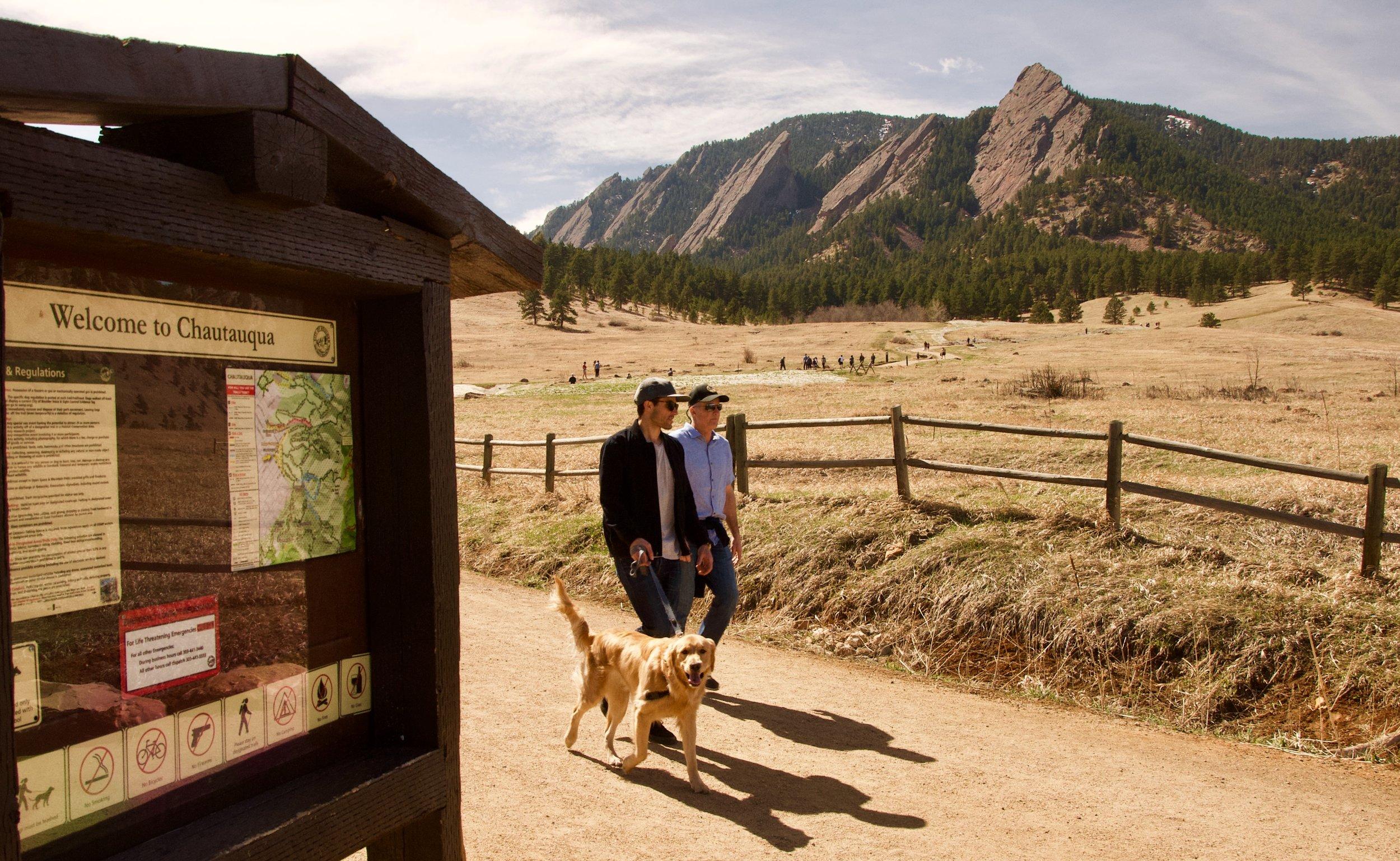 Royal Arch Trail Boulder