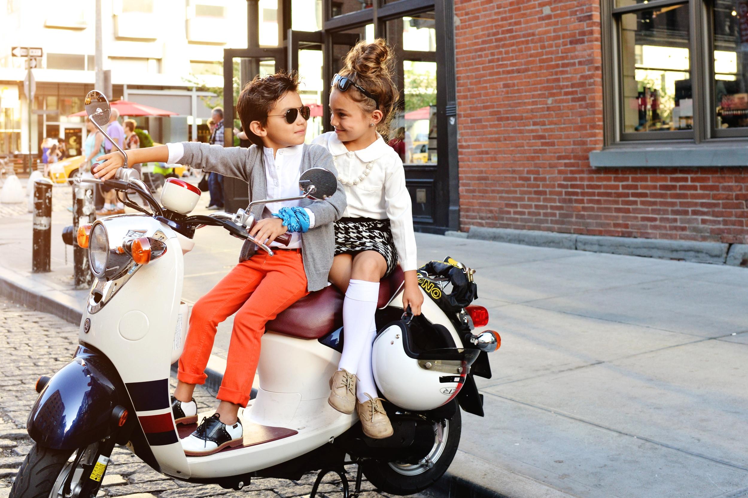 Enfant Street Style by Gina Kim Photography