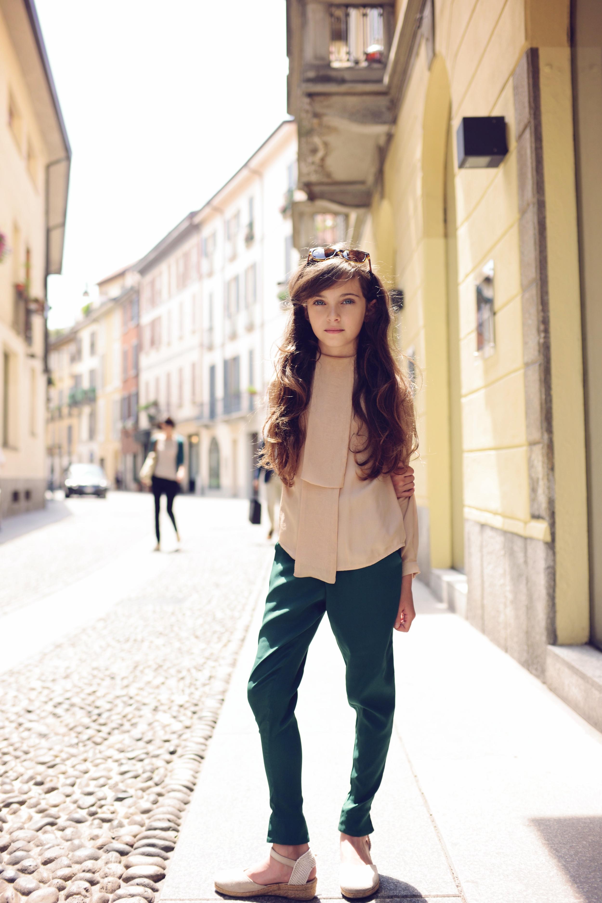 Enfant Street Style by Gina Kim Photography lamantine paris