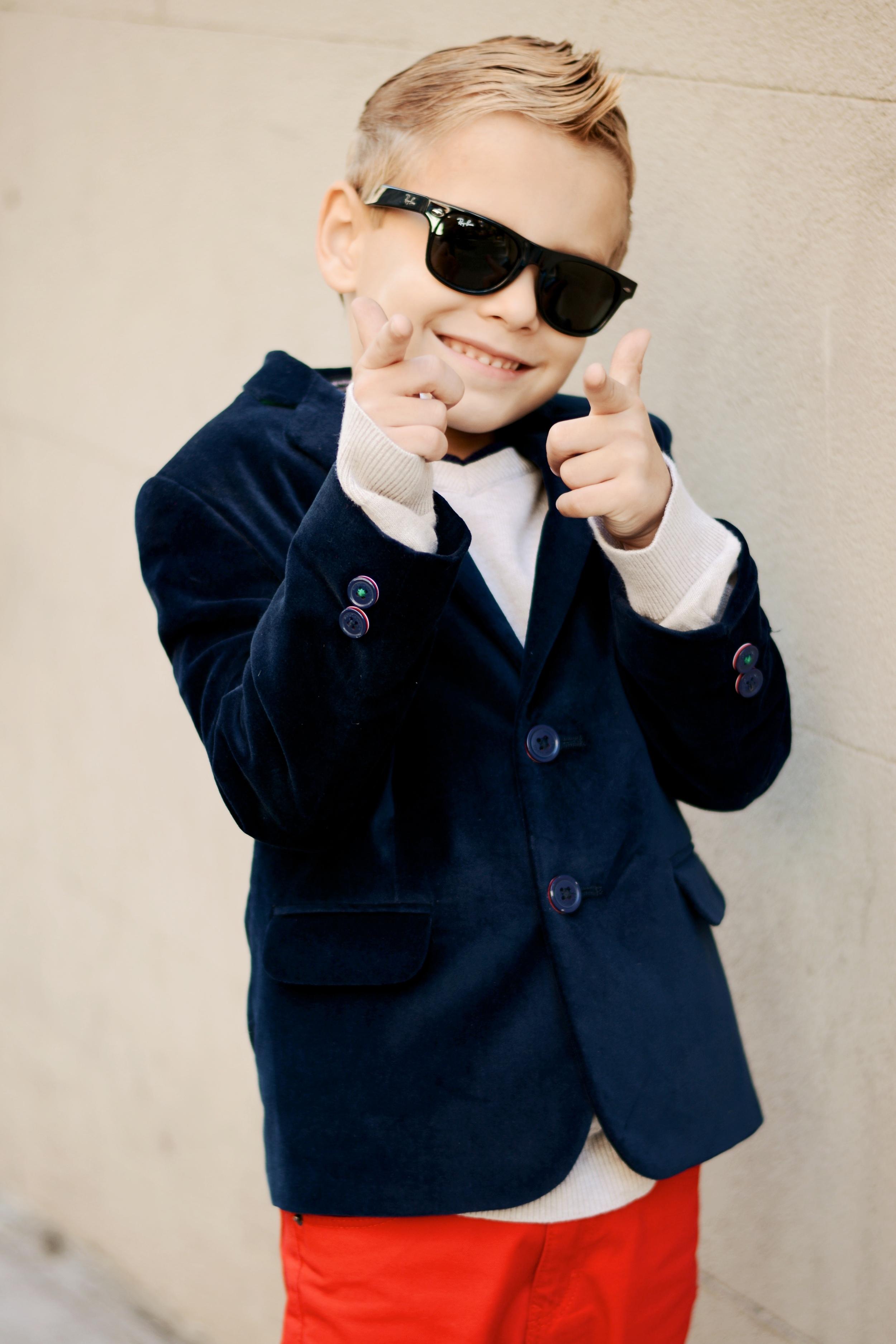 Enfant Street Style by Gina Kim Photogr