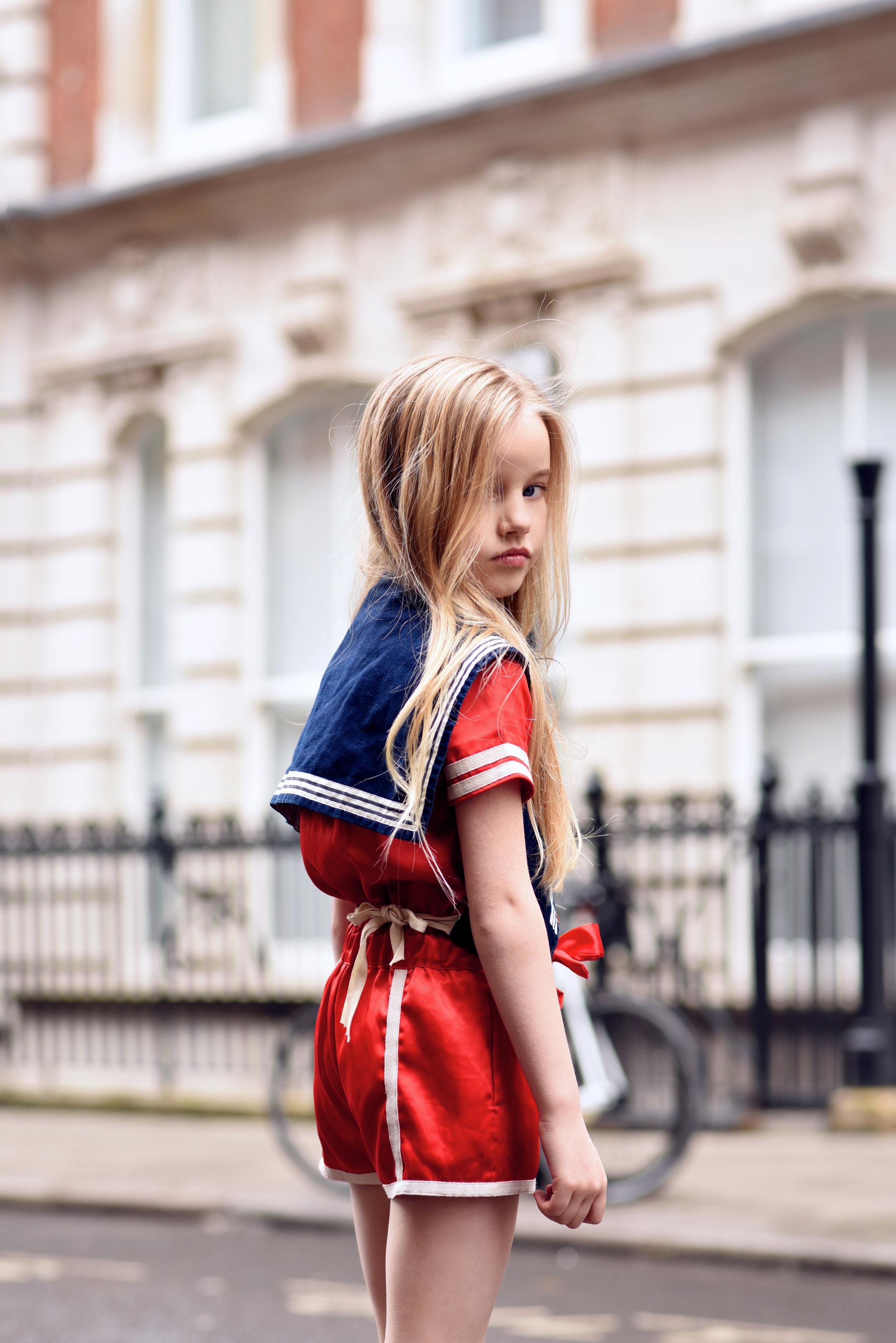 Enfant Street Style by Gina Kim Photography Stella McCartney Kids