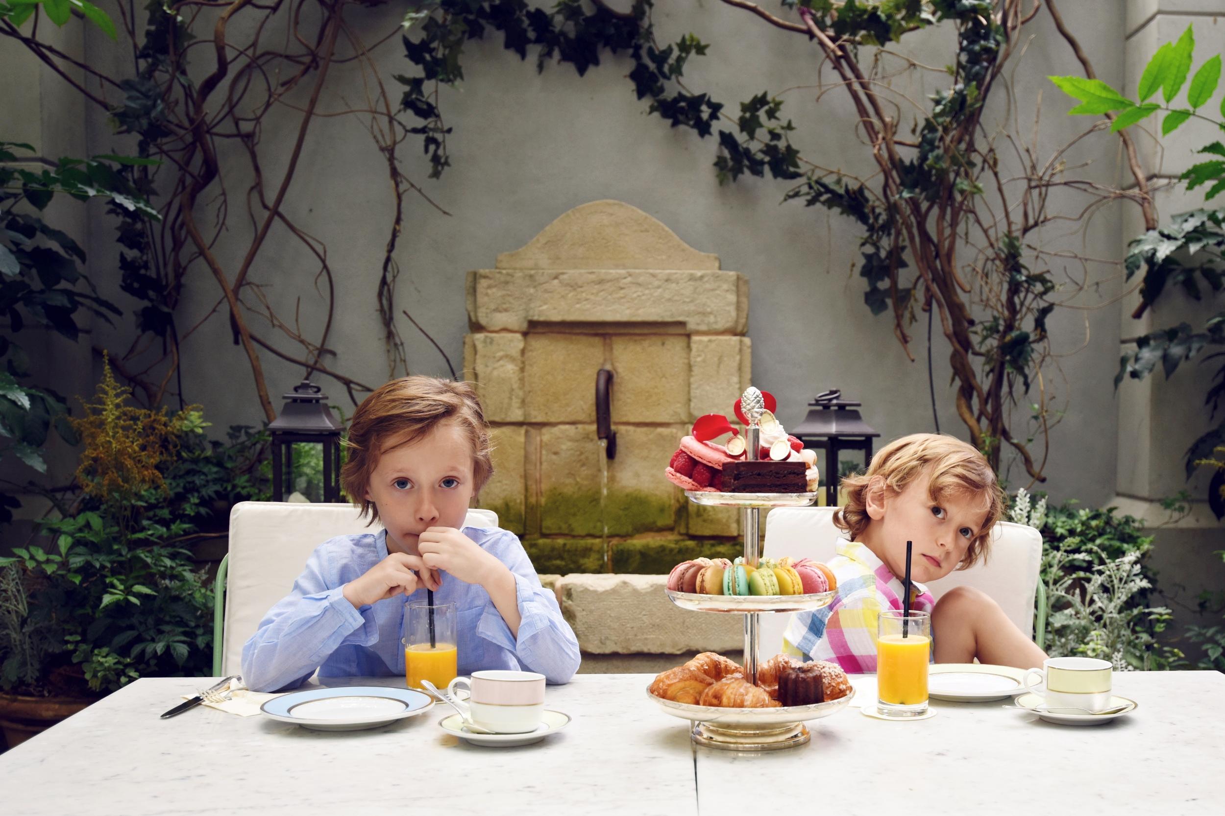Enfant Street Style by Gina Kim Photography Laduree Soho