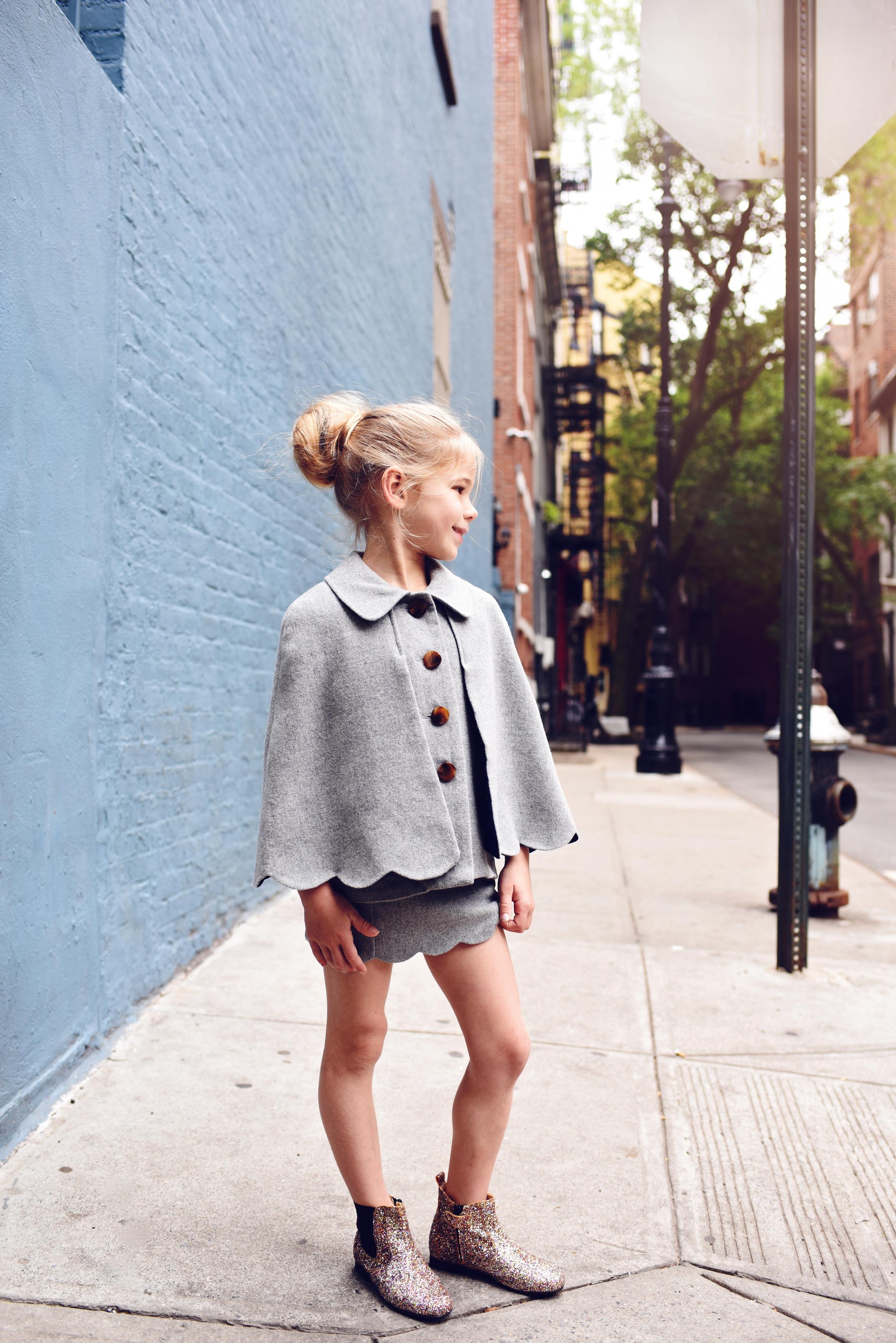 Enfant Street Style by Gina Kim Photography Hucklebones dress