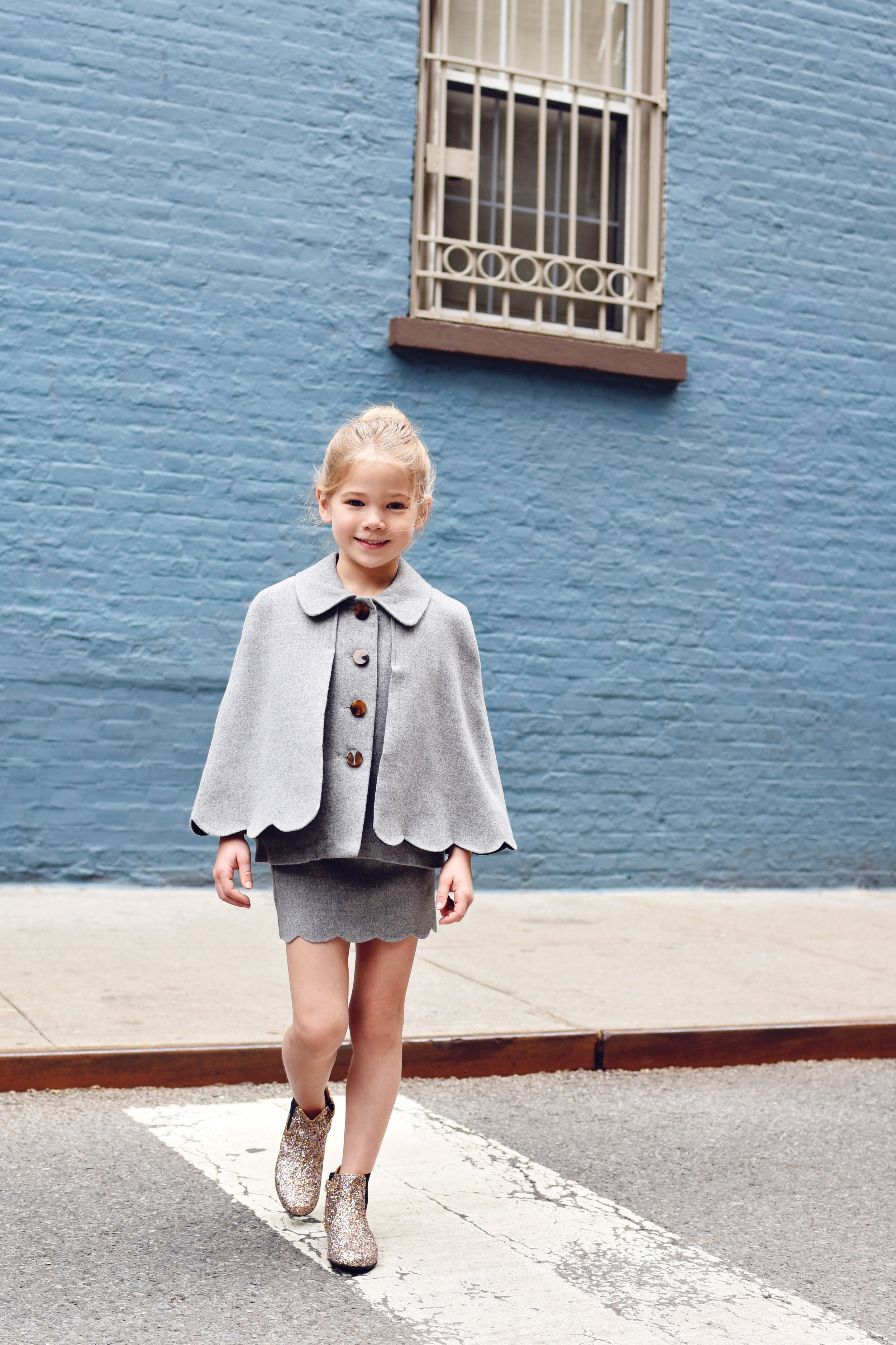 Enfant Street Style by Gina Kim Photography Hucklebones