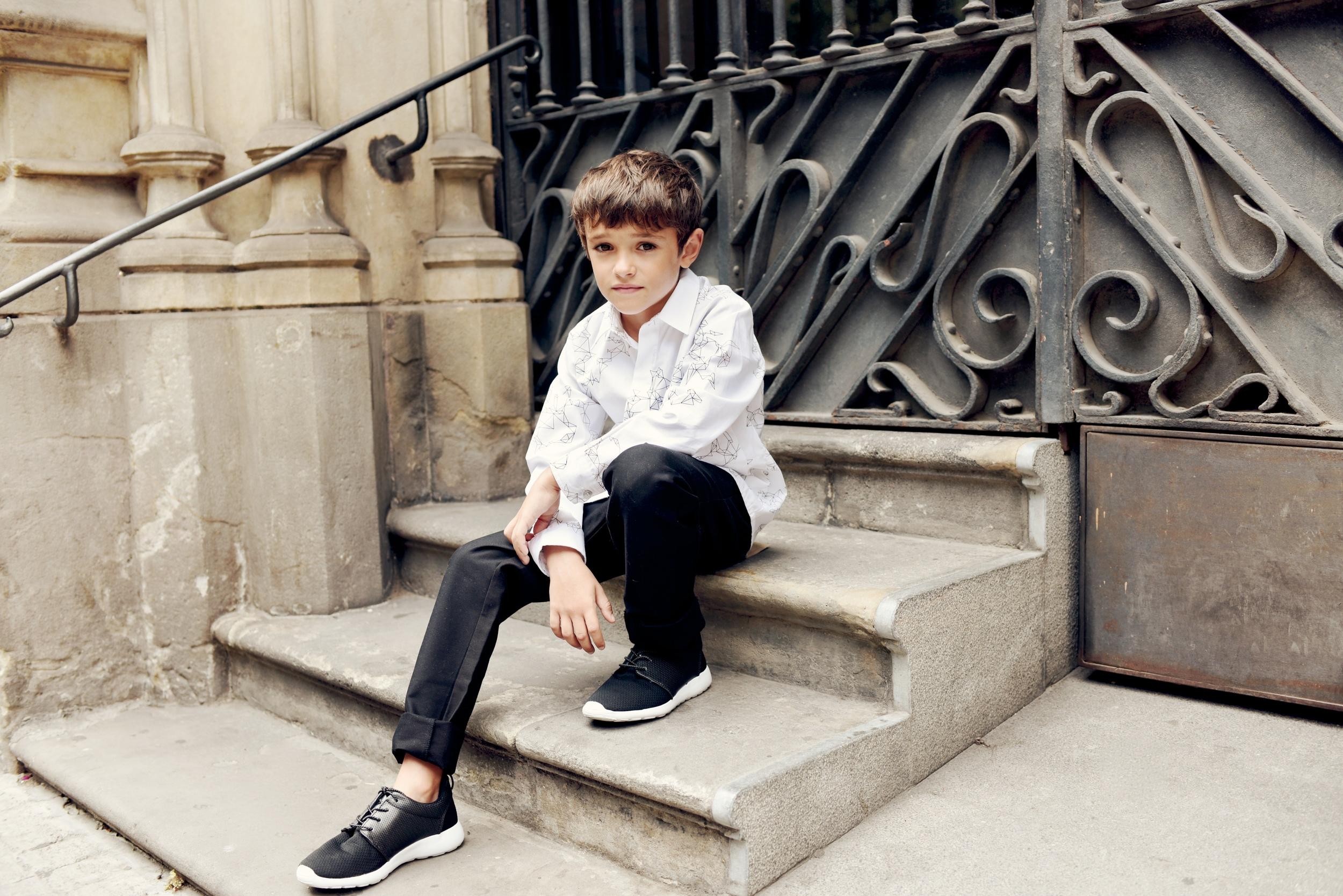 Enfant Street Style by Gina Kim Photography Motoreta Kids