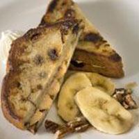 Louisiana Sweet Potato French Toast