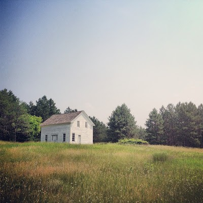 Another view of the Beaulieu House in Crow Wing. The most photogenic structure in the park.