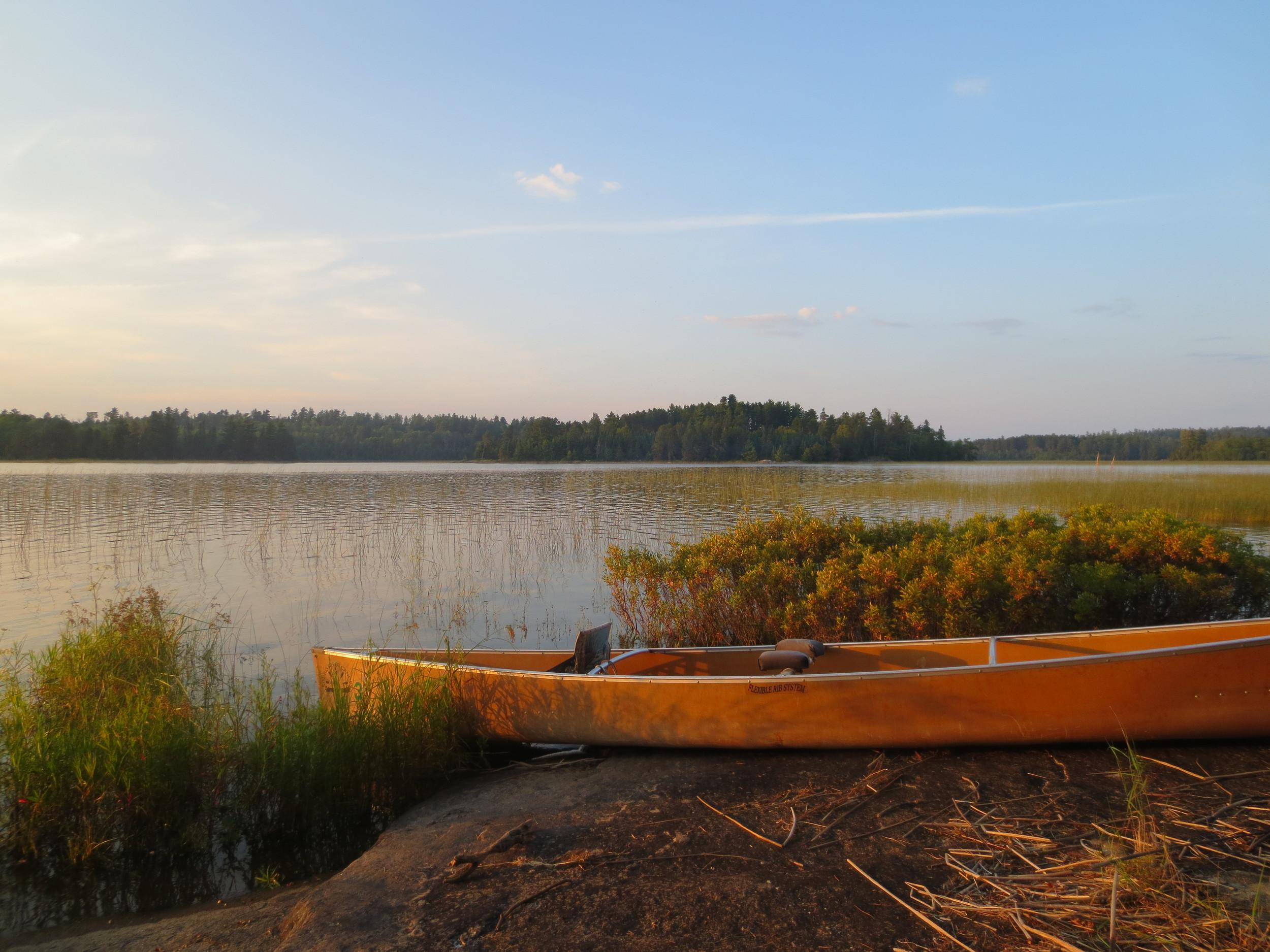 BWCA Canoe