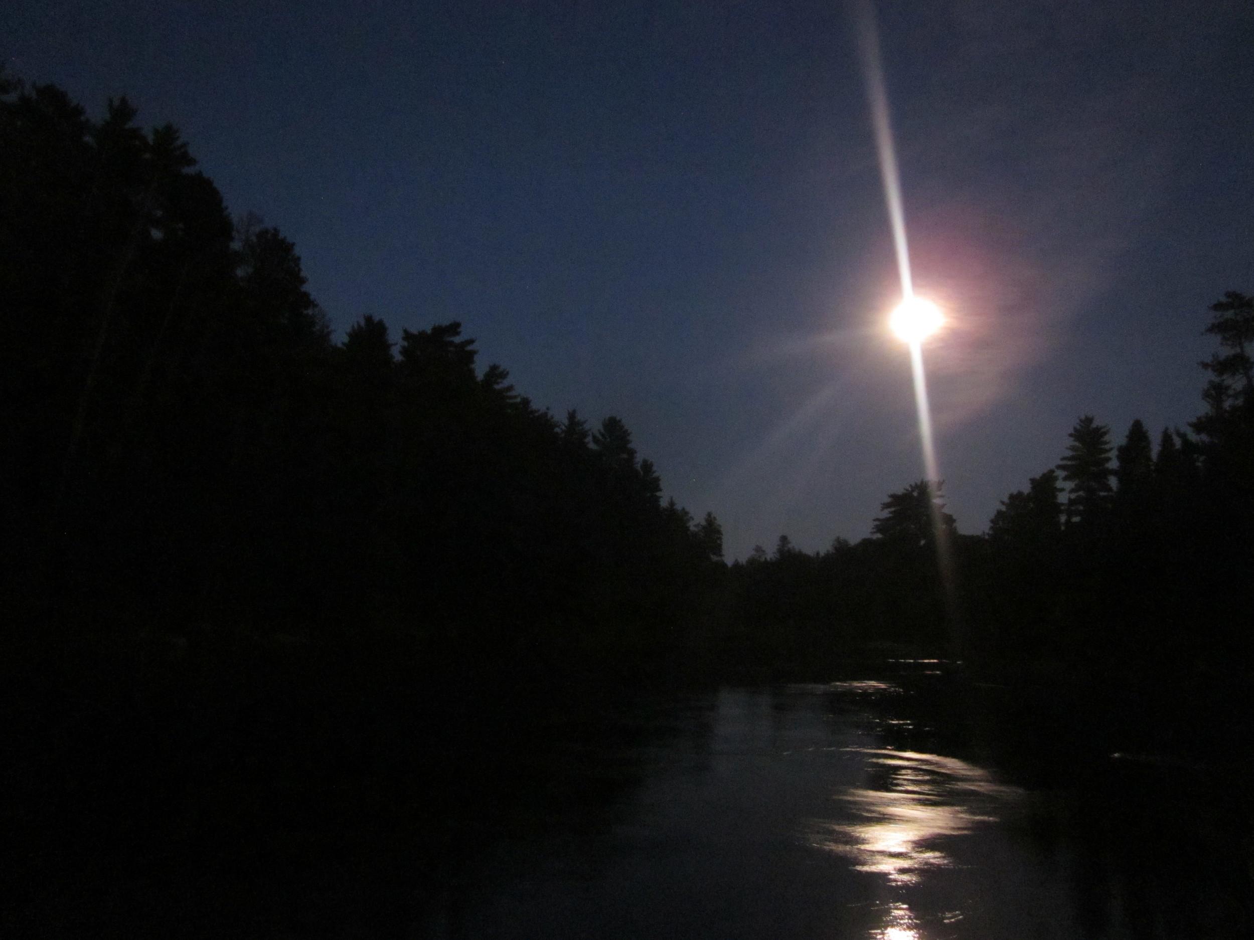 BWCA Moonrise