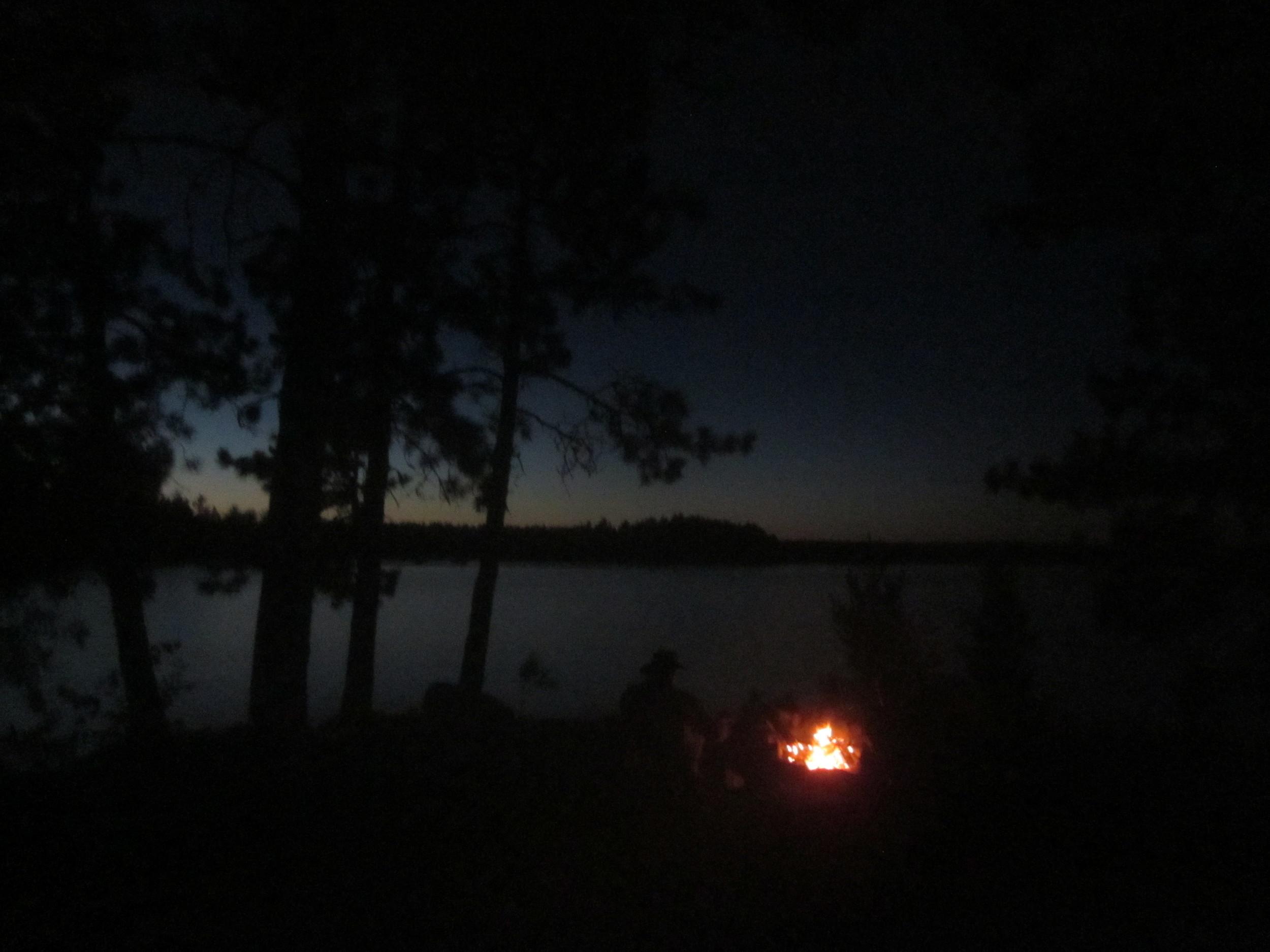 BWCA Campfire