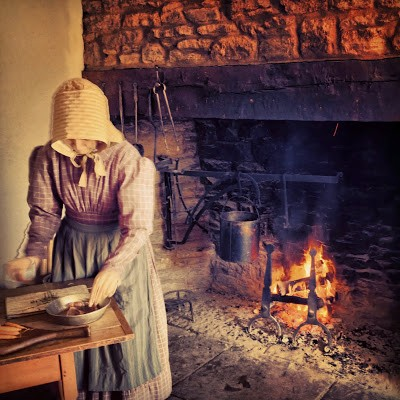 Historical interpreters bring history to live at the restored Fort Snelling