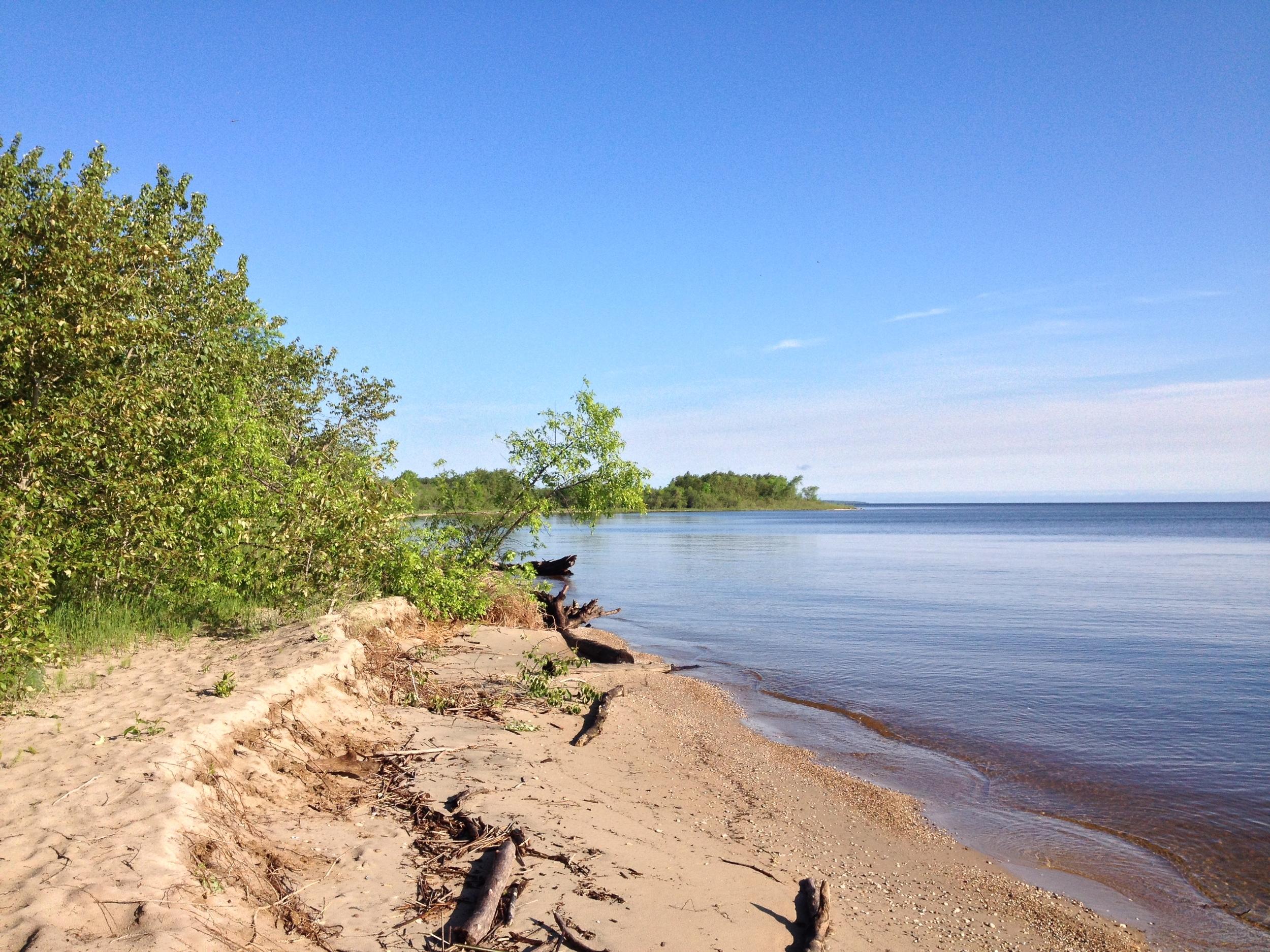 The Trail - Beach