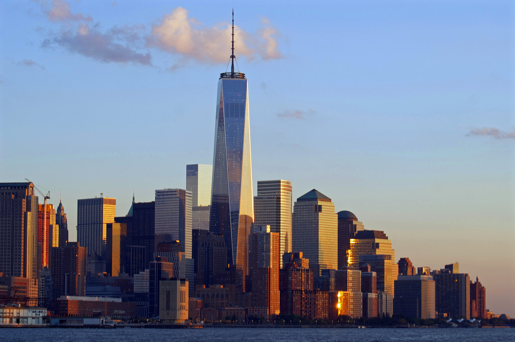 Freedom Tower - We Will Never Forget.