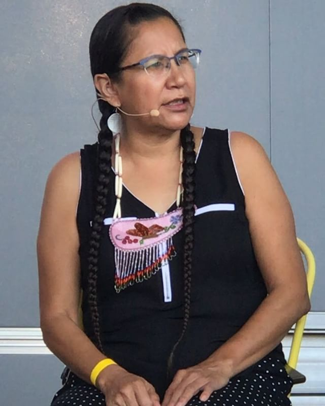 @ideascity Mahalo nui loa for sharing your voice, truth and wisdom 🙏🏽 to support contact @idlenomore
