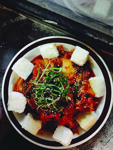 돼지고기 두루치기 Duruchigi $20.95