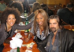 Melissa Meister, Colin Farrell and Serena Williams.JPG