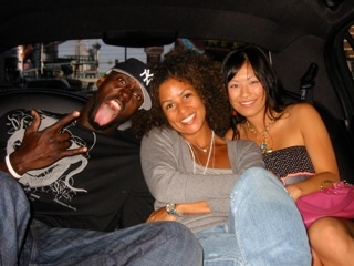 Melissa Meister and Kevin Garnett and Sawako.JPG