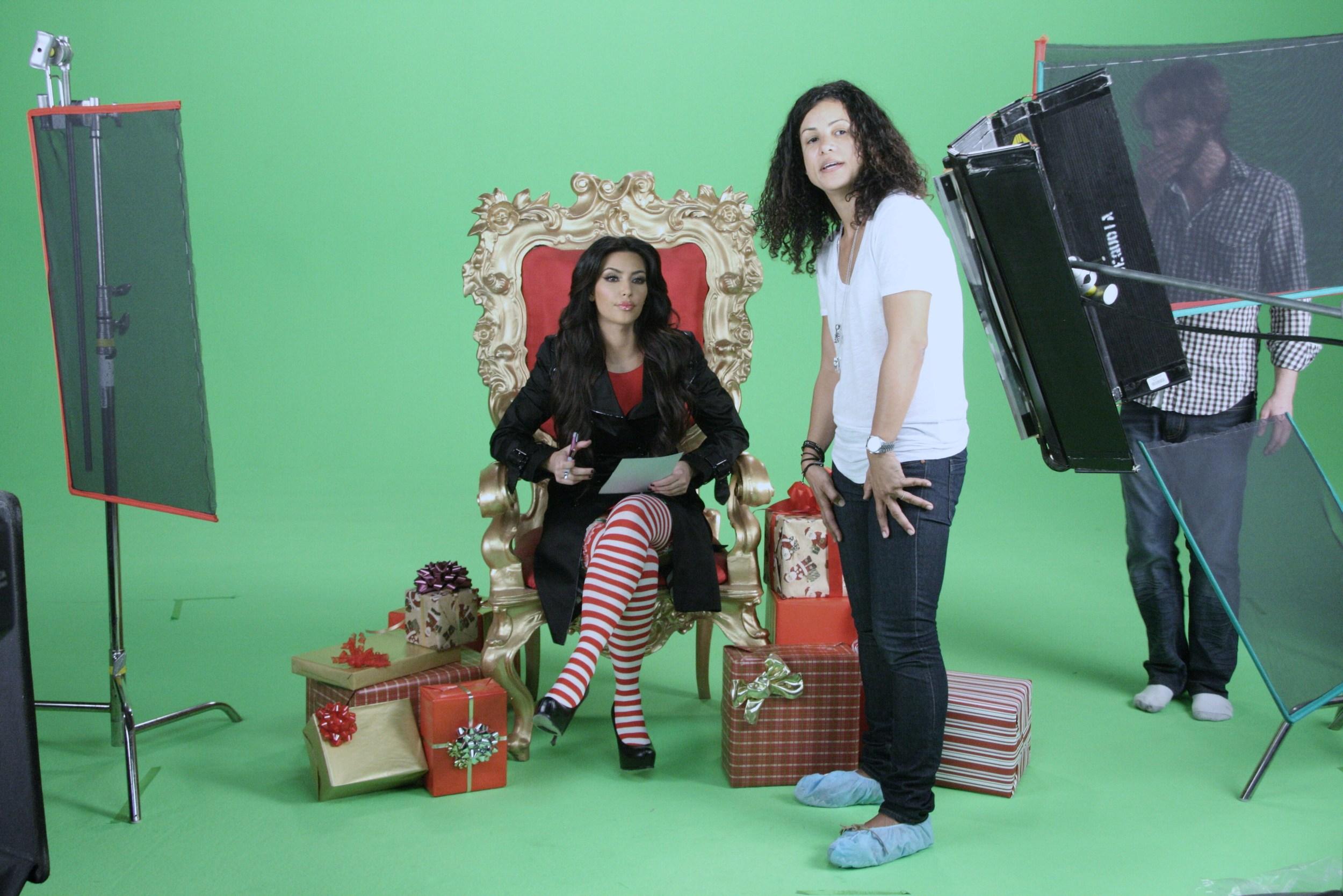 Melissa Meister and Kim Kardashian Xmas.jpg