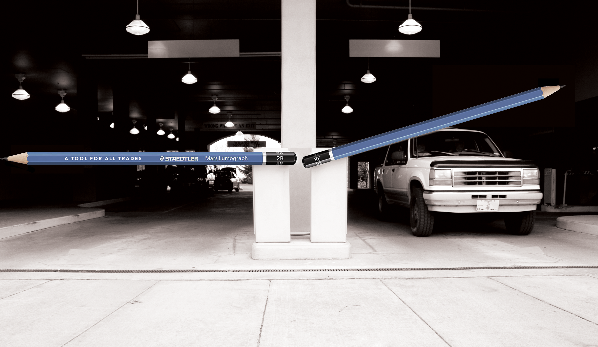 Parking Garage to a Museum:  Pursuit of Knowledge