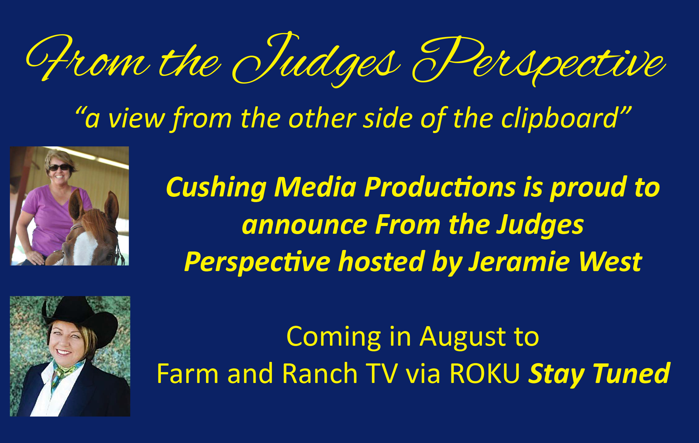 From the Judges Perspective logo