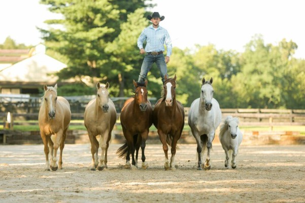 Dan James of Double Dan Horsemanship will be our Featured Performer! Show ticket is included with General Admission Expo ticket.