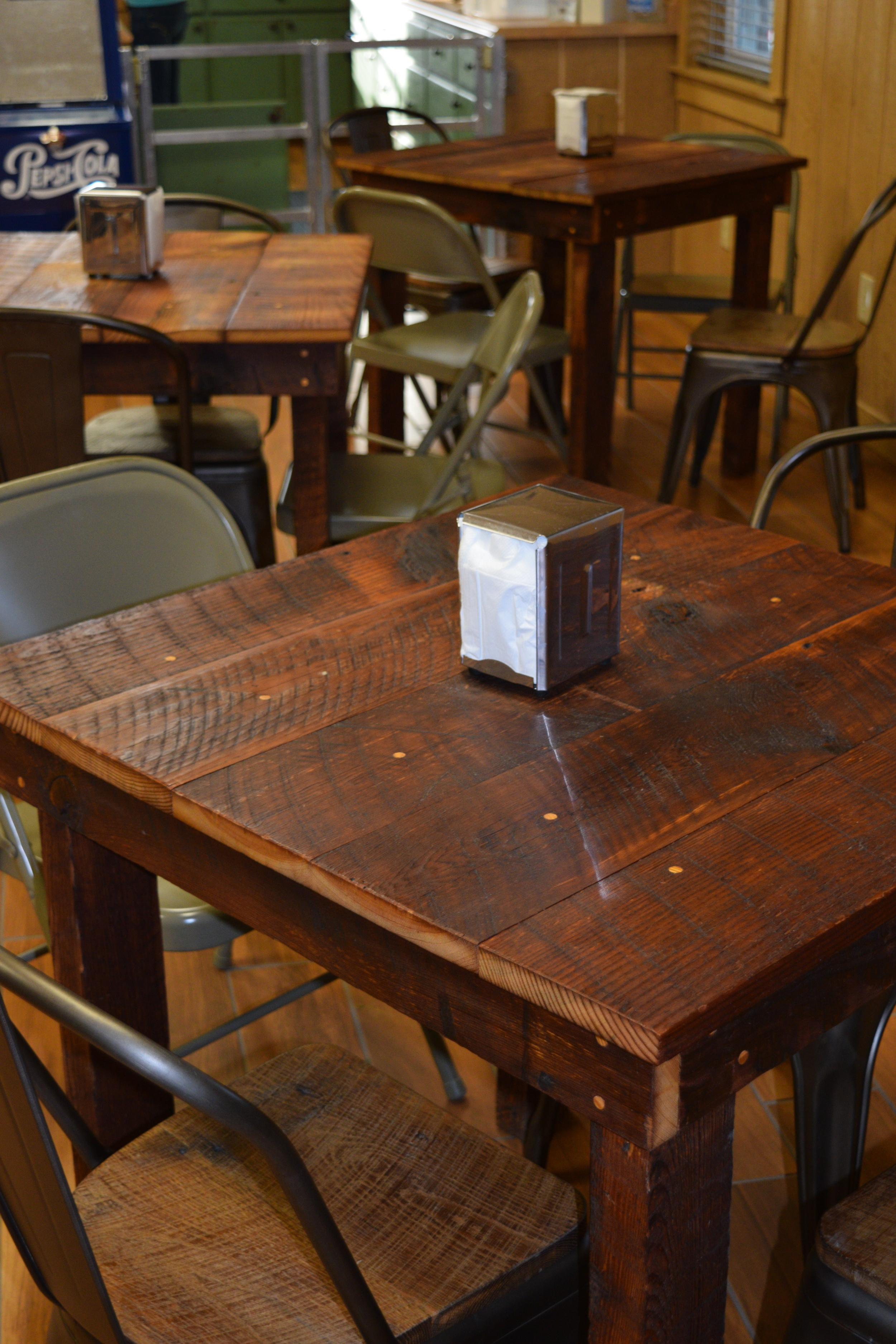 Dining Table Made in North Carolina