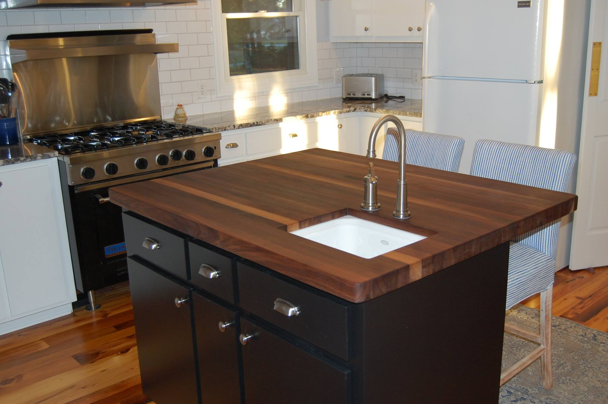 Custom Butcher's Block