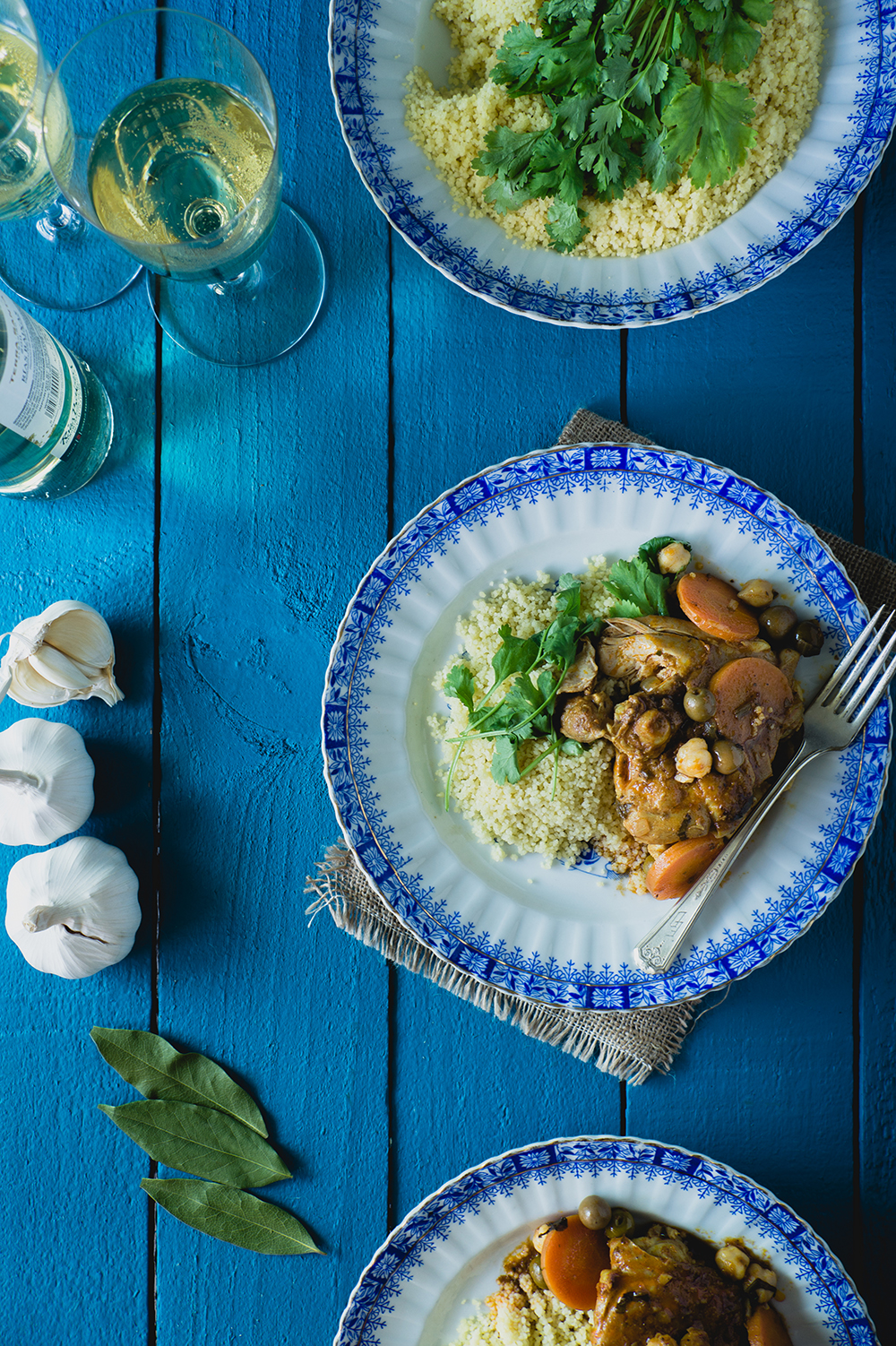 Couscous with chicken stew recipe. Middle Easter cuisine recipe. Puerto Rican foods recipes. This is the best way to eat couscous.