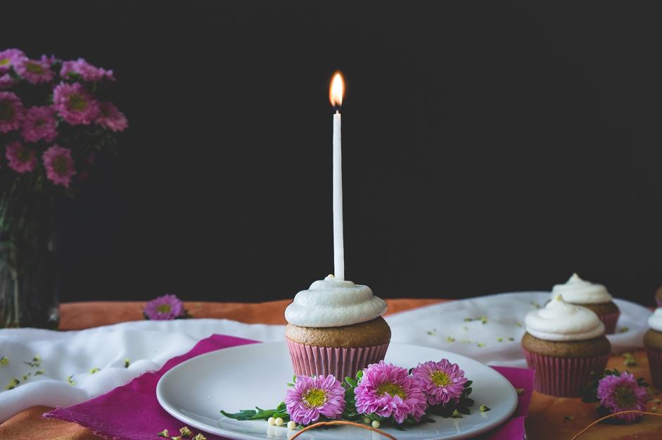 The best carrot cupcake recipe.