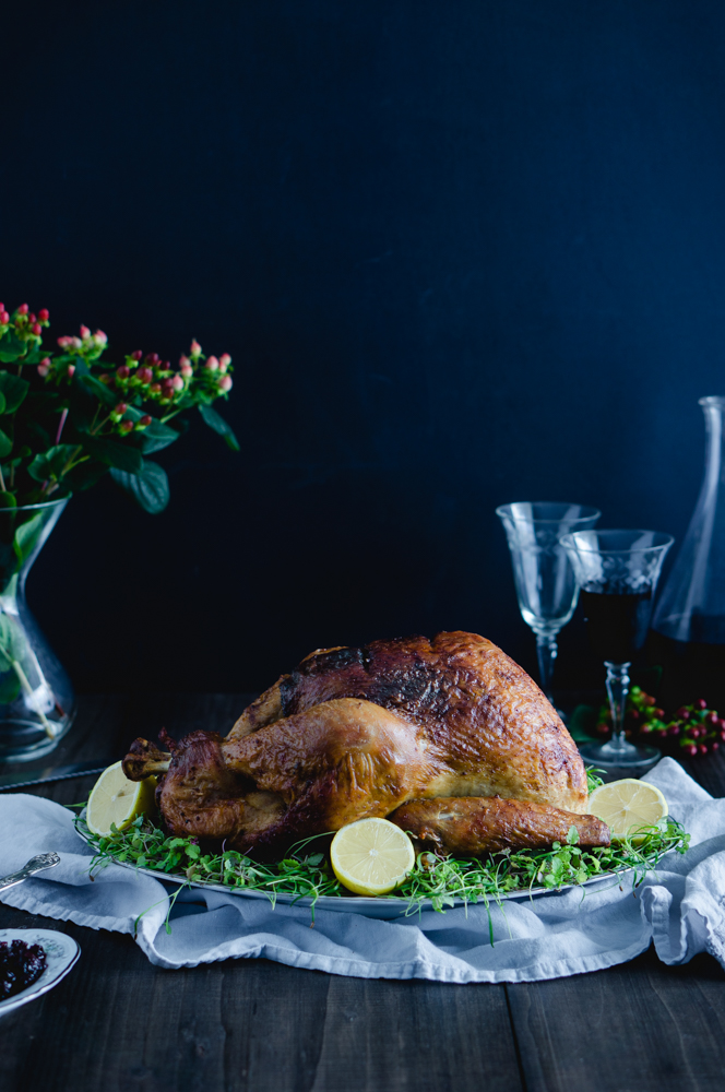 No brine turkey recipe