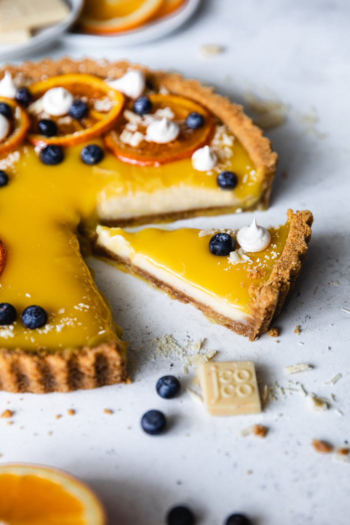 Orange curd and white chocolate tart.jpg