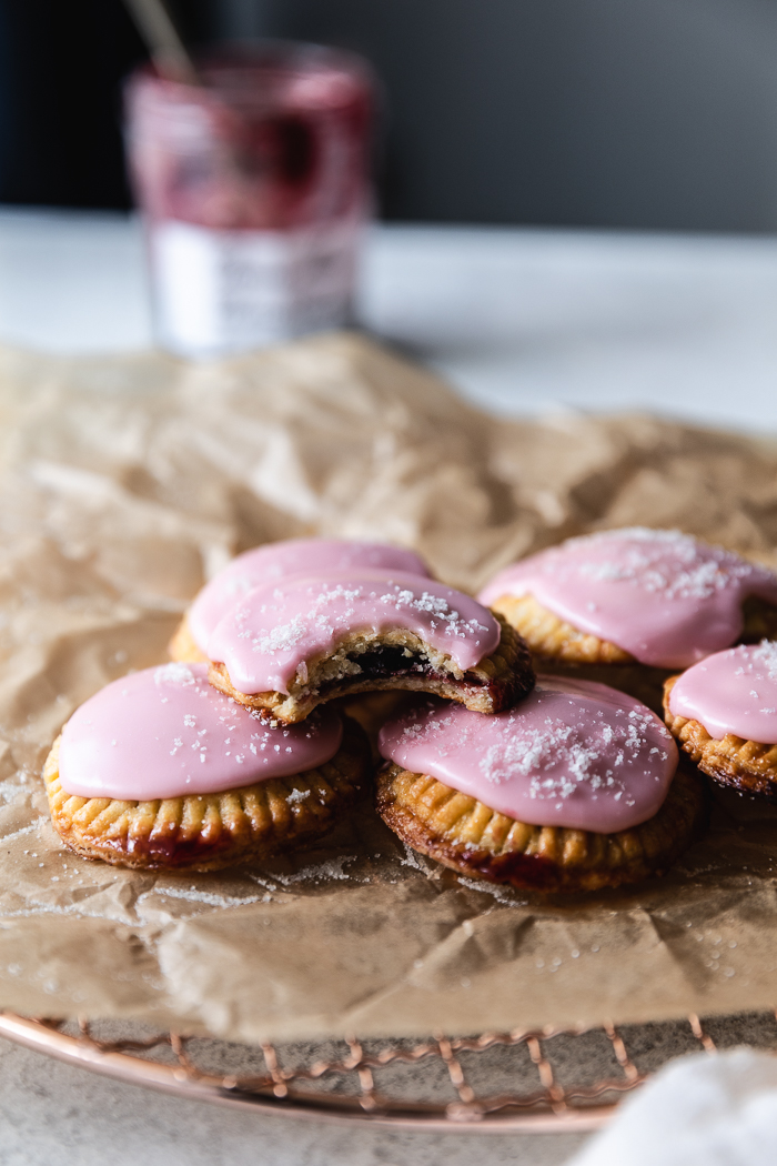 cherry jelly hand pies