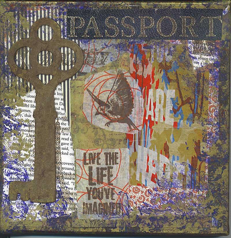"""""""Passport to Here"""""""