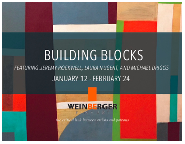 Weinberger Fine Art gallery art advisor Laura Nugent contemporary artist