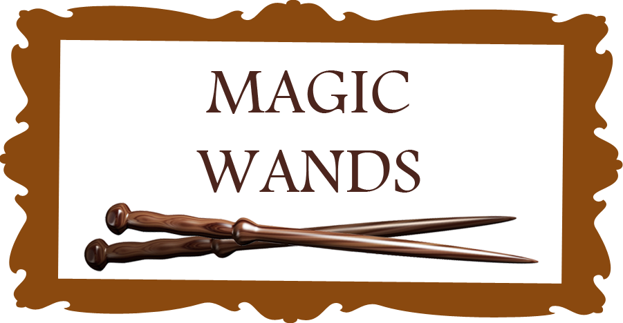 Wizard Craft Academy Magic wands