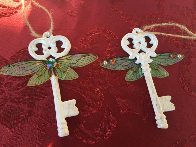 Flying key ornaments.jpg