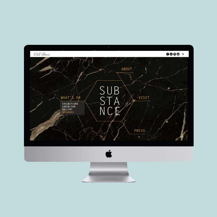 WEB DESIGN - Substance