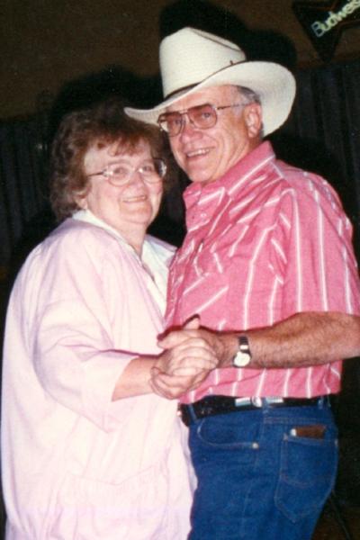 Filmmaker, Casper J. Renner, and his wife, Caroline Renner (image courtesy of Carol Renner)