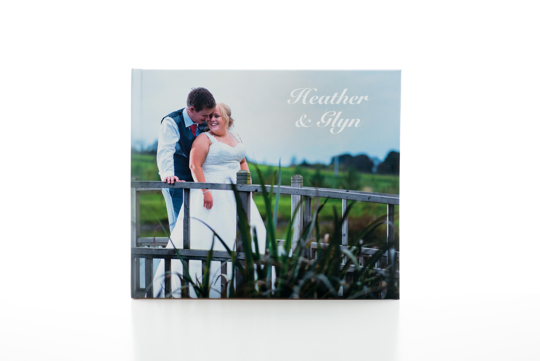 "(8""x10"") Wedding Album Copy"