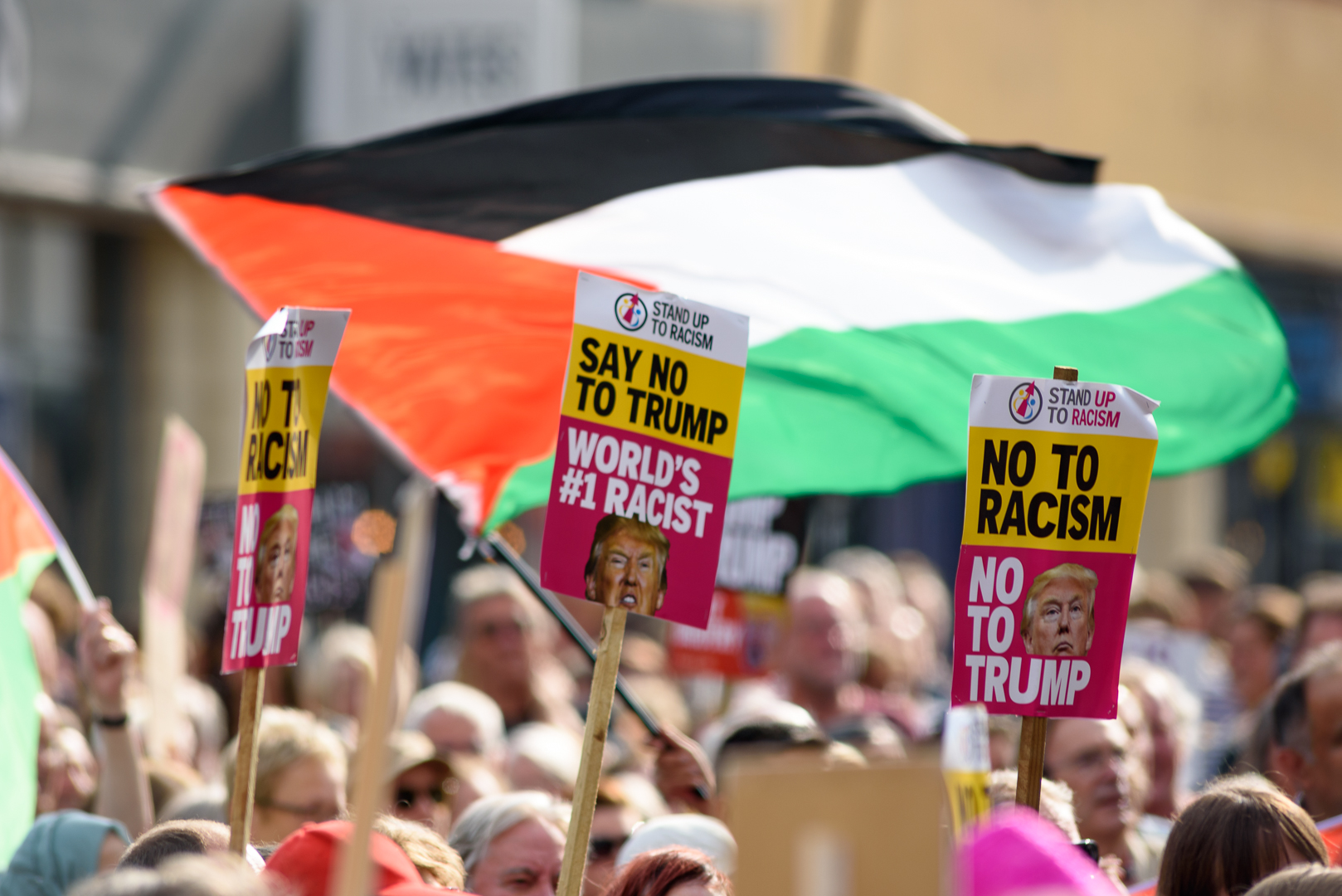 Sheffield Anti-Trump rally July 2018 Blog09.jpg