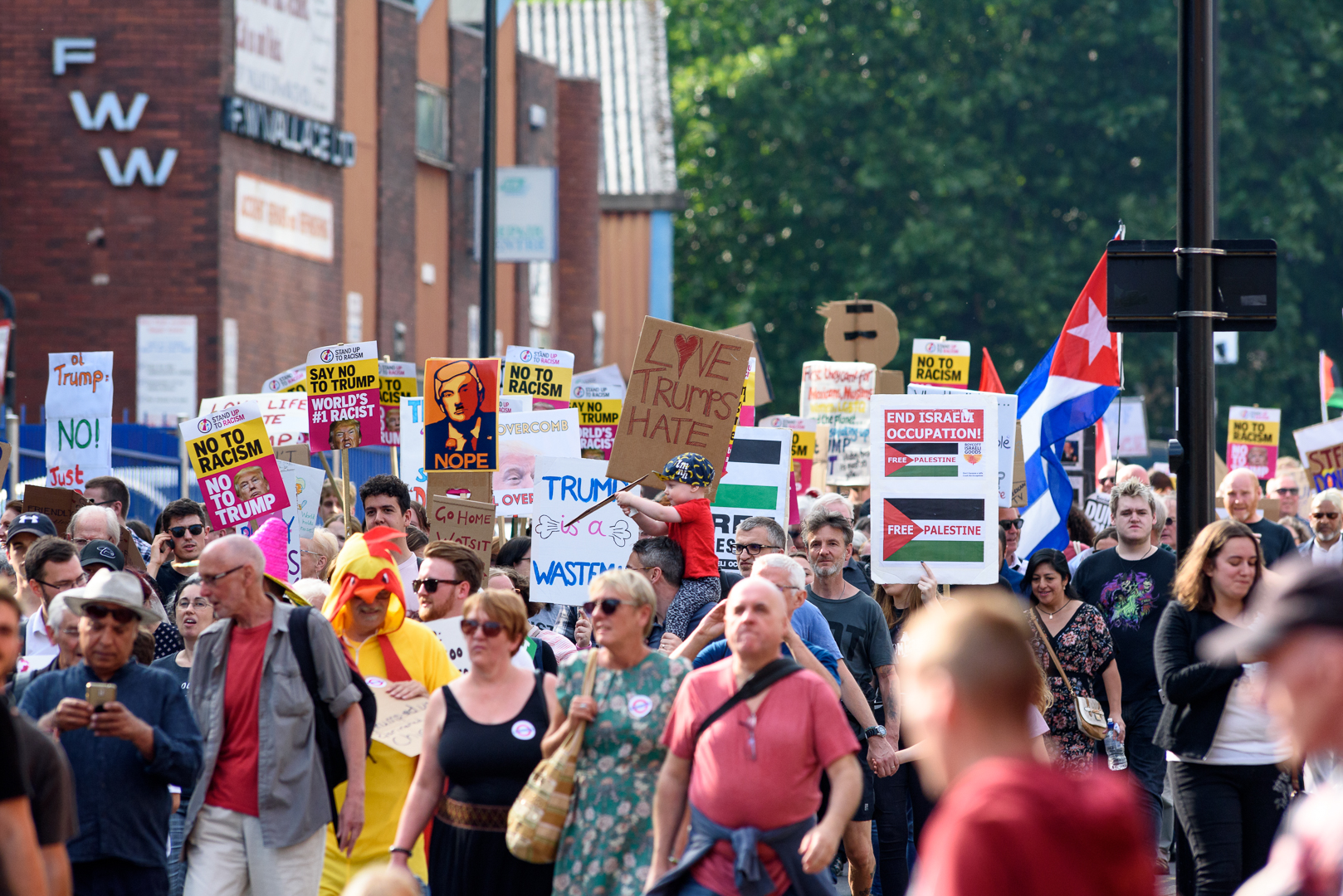 Sheffield Anti-Trump rally July 2018 Blog34.jpg