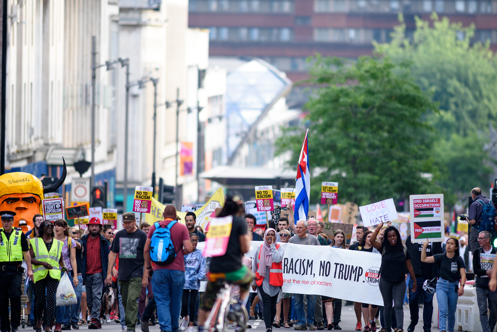 Sheffield Anti-Trump rally July 2018 Blog36.jpg