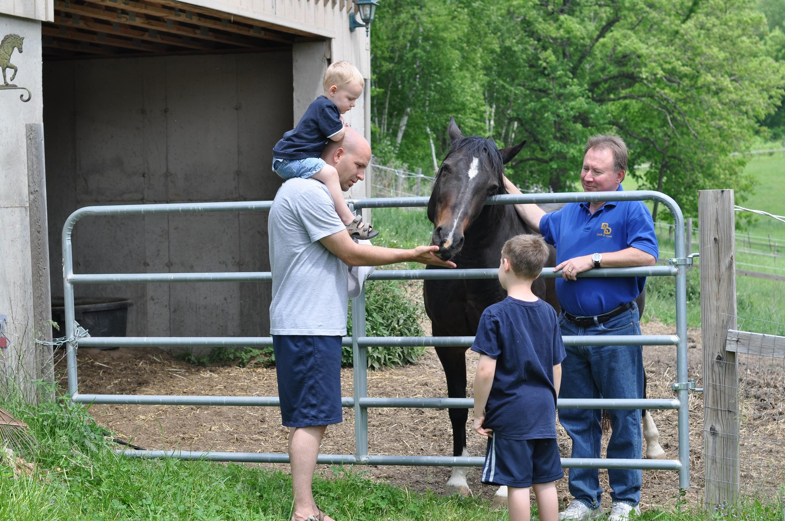 Feeding the Horse.JPG