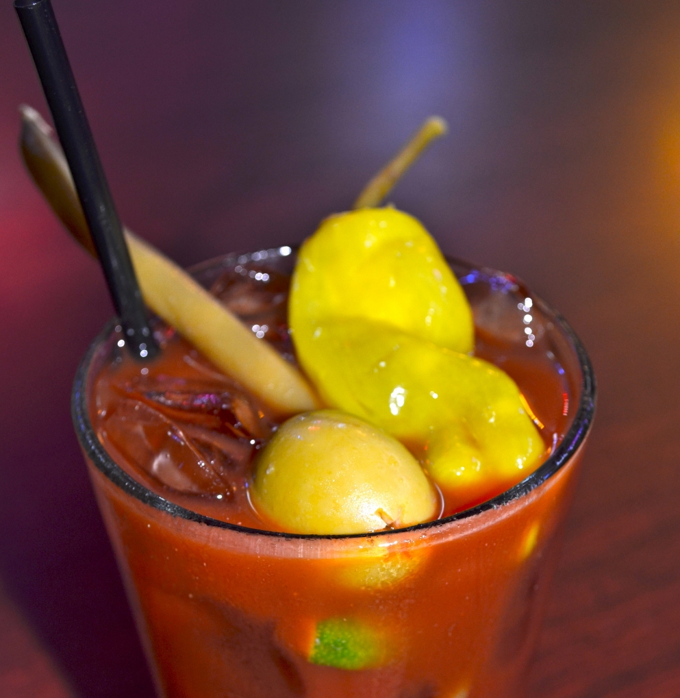Best Bloody Mary in Sacramento