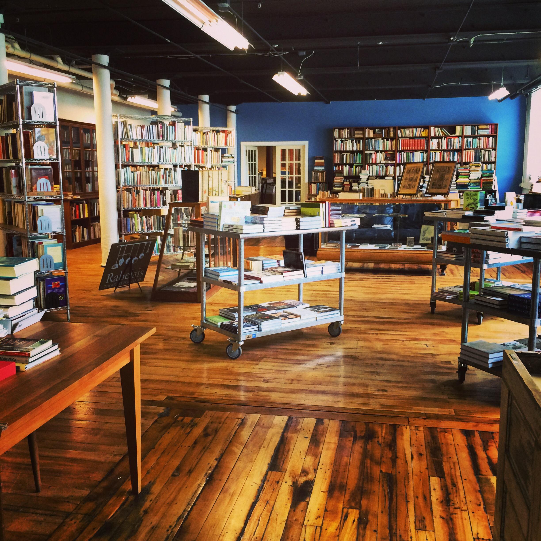 Rabelais Books, 2 Main St. #18, Biddeford, ME