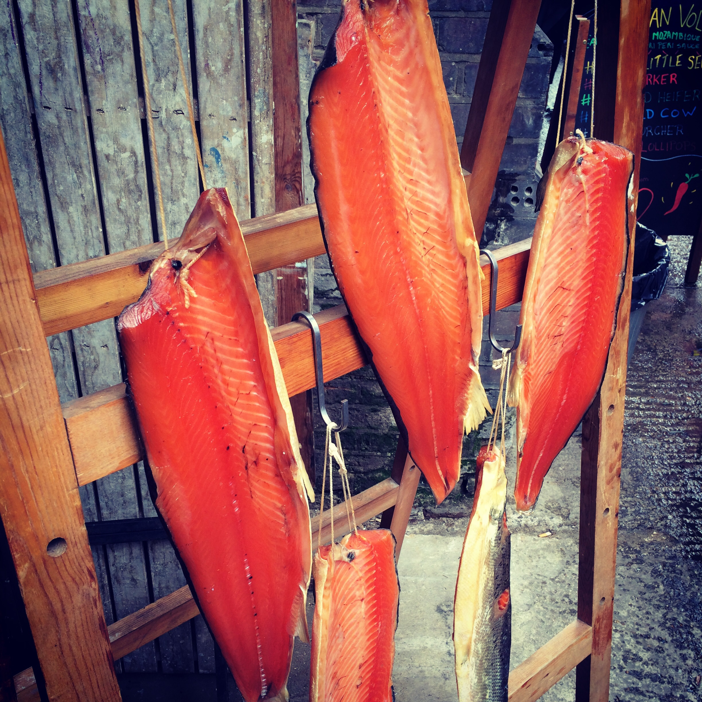 Hansen & Lydersen's smoked salmon